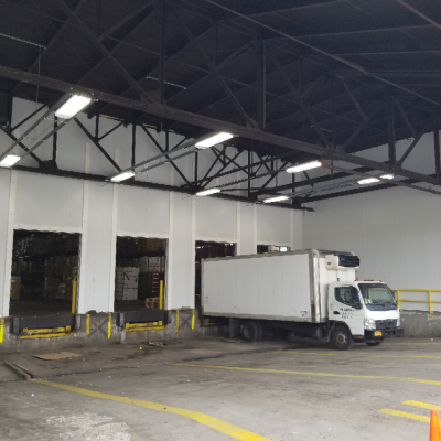 food importer FDA FSMA loading dock