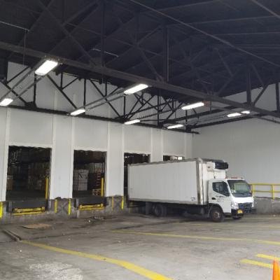food importer FDA FSMA loading dock